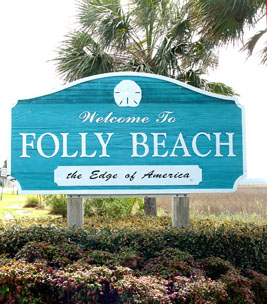 Free Things to do Charleston SC Folly Beach