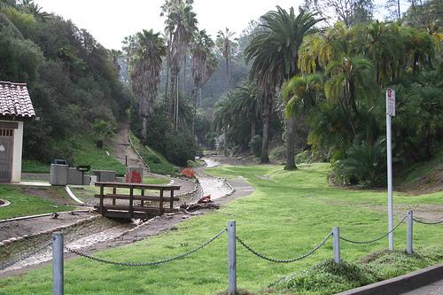 Hiking Trails San Diego Presidio Park