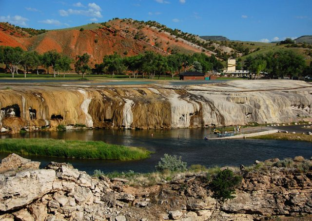 Hot Springs State Park Wyoming