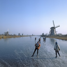 One Day Trip Amsterdam Kinderdijk