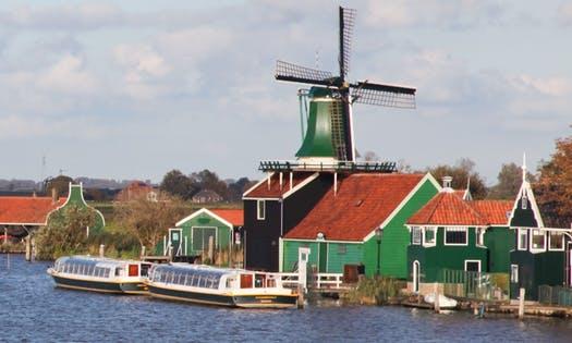 One Day Trip Amsterdam Volendam