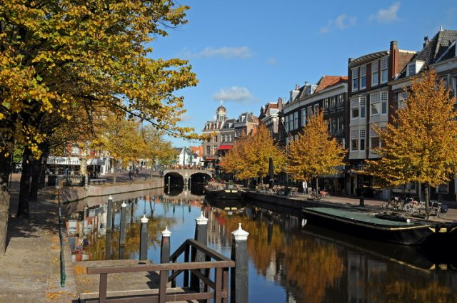 One Day Trip from Amsterdam Leiden