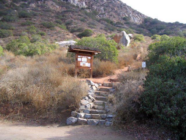 San Diego Hike Trails Missions Trail Regional Park
