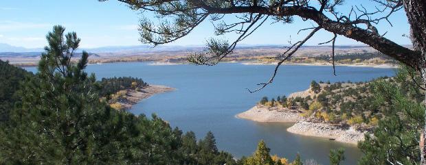 Wyoming State Park Glendo