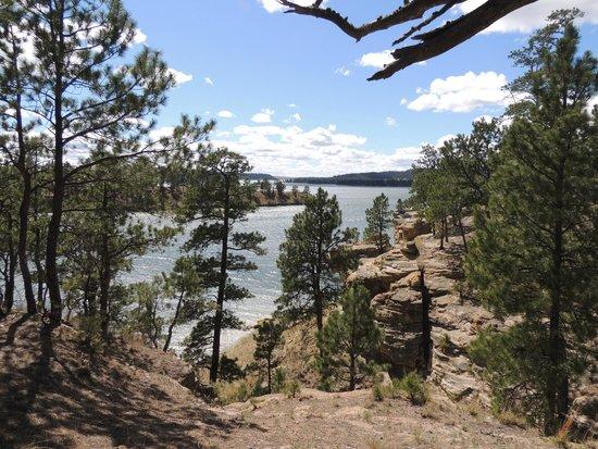 Wyoming State Park Keyhole
