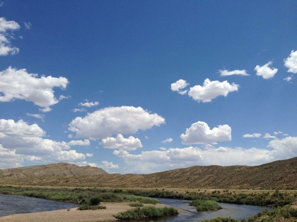 Wyoming State Park Seminoe