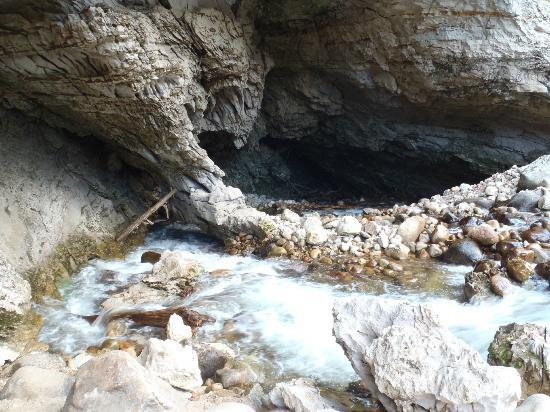 Wyoming State Parks Sinks Canyon