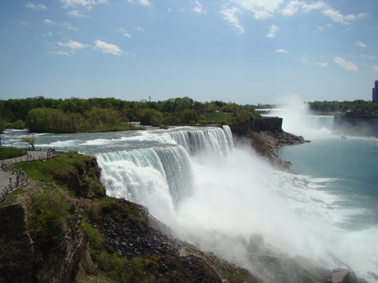 Niagara Falls Best Day Trip from Chicago