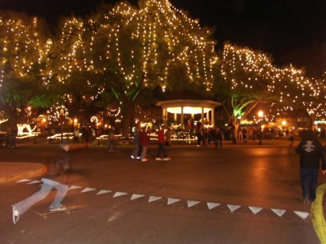 San Antonio Free Things to do Christmas Events at Downtown New Braunfels