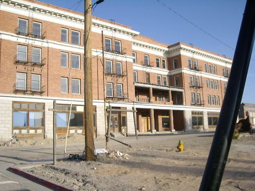 Scariest Places on the Earth The Goldfield Hotel