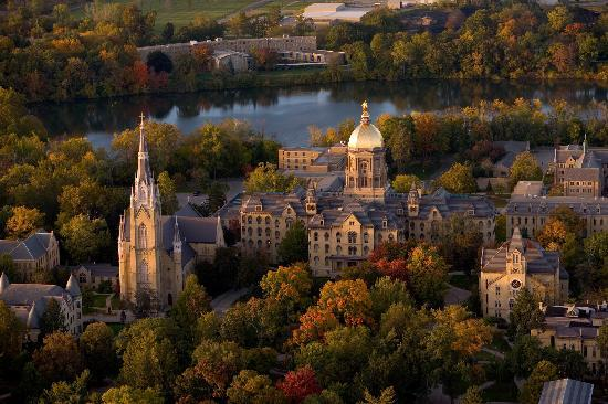 South Bend Best Day Trip from Chicago