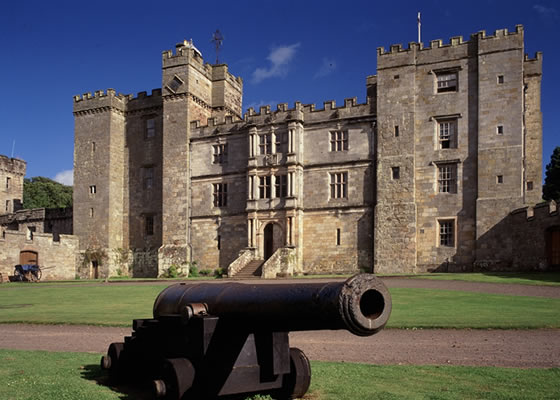The Scariest Place on Earth Chillingham Castle