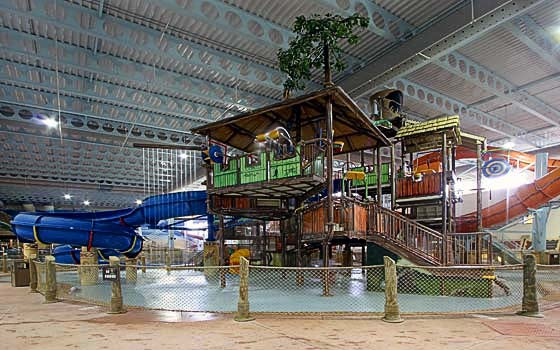 Amut Park Sandusky Ohio Kalahari Resorts