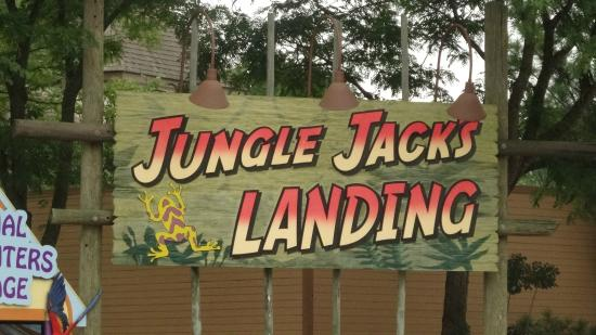 Amusement Park in Columbus Ohio Jungle Jack's Landing