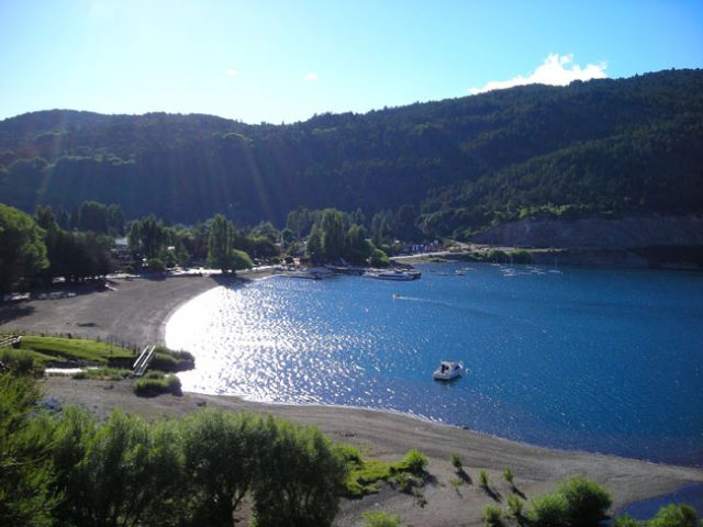 Deepest Finger Lake O'Higgins-San Martin
