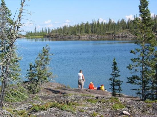Deepest Lake Canada Great Slave