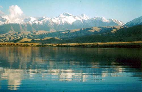 Deepest Lake Issyk Kul