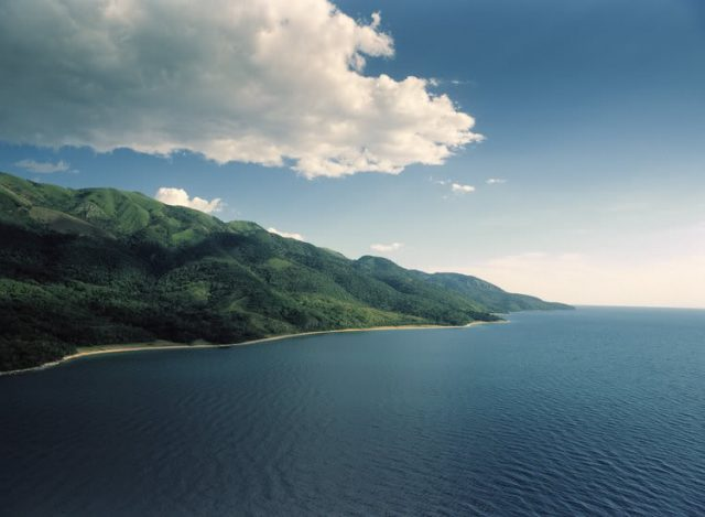 Deepest Lake in East Africa Tanganyika