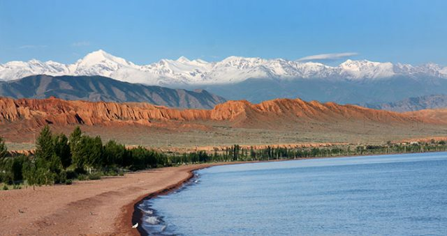 Deepest Lakes in World Issyk Kul