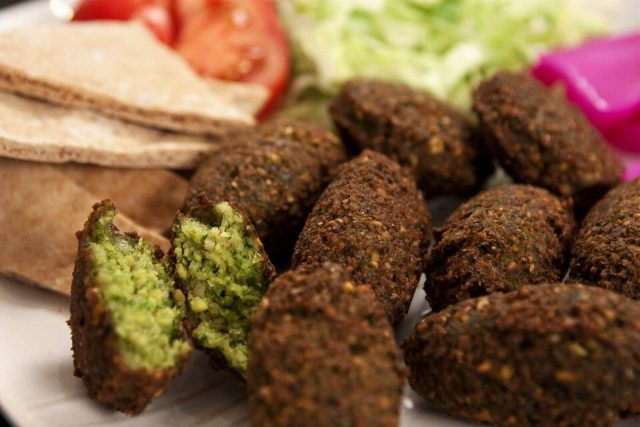 Falafel Egyptian Appetizer