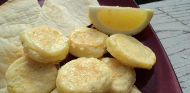 Gebna Makleyah Popular Egyptian Cuisine