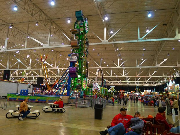 I-X Indoor Amusement Park, Cleveland, Ohio