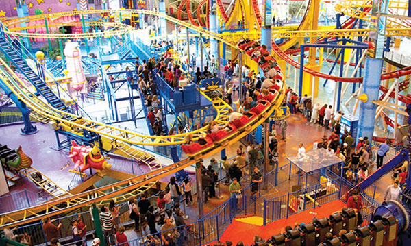 Indoor Amusement Park Ohio Jeepers