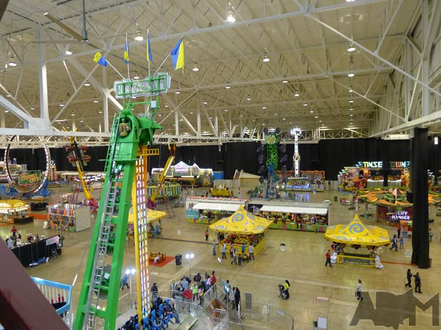 Indoor Amusement Parks Ohio I-X