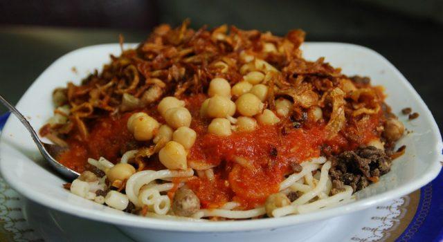 Koshary Authentic Egyptian Street Food