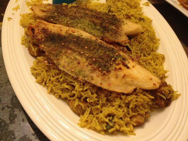 Sayadeya Egyptian Sea Food