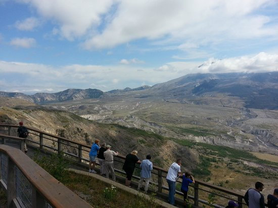 Seattle Day Trips Mount St. Helens National Volcanic Monument