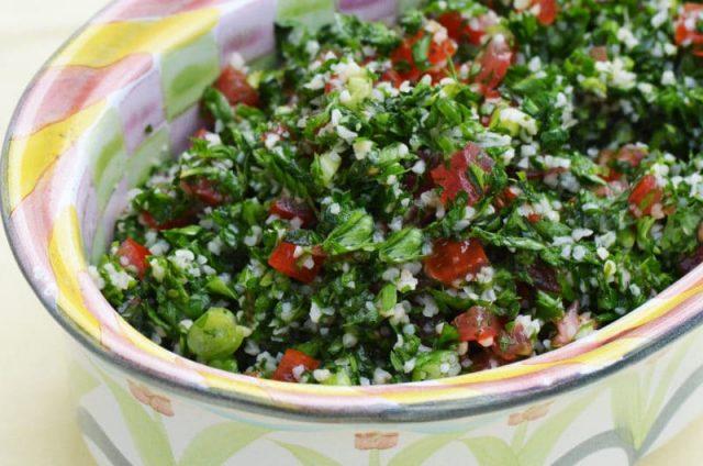 Tabbouleh Easy Egyptian Food