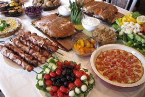 Ukarinian Foods