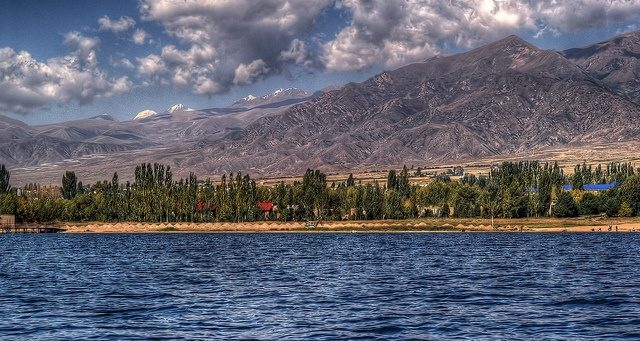 World's Deepest Lake Issyk Kul
