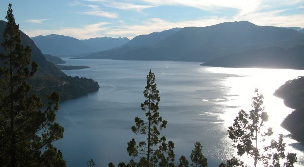 World's Deepest Lake O'Higgins-San Martin