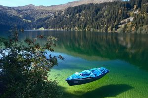 Clearest Lake in the World