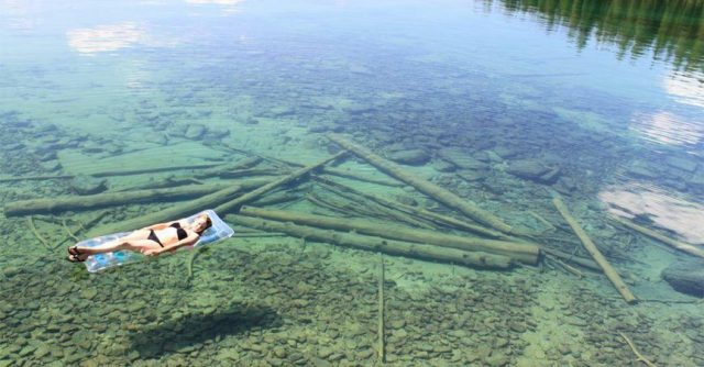 Flathead Lake Clearest Lakes in the World