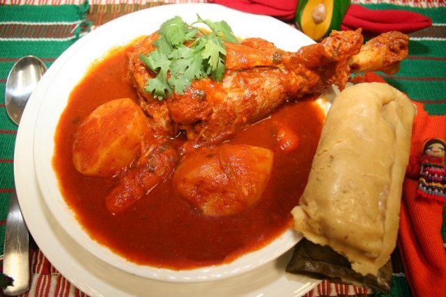 Kakik Kak'ik Kaq'-ik Unofficial National Dish of Guatemala
