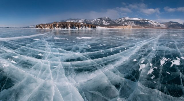 Lake Baikal Clearest Lakes in the World