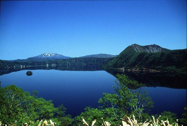 Lake Mashū The Clearest Lake in the World