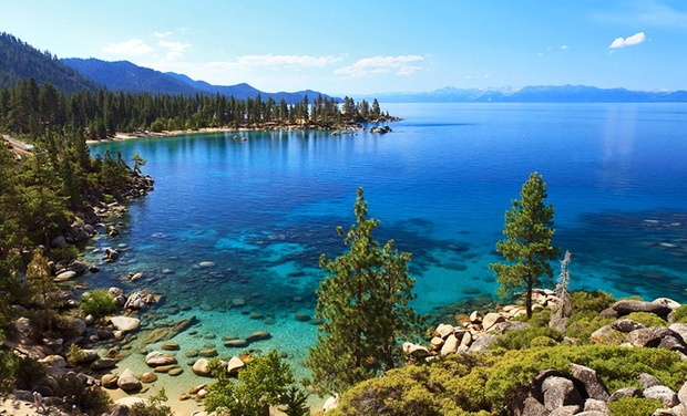 Lake Tahoe Clearest Lakes in the World