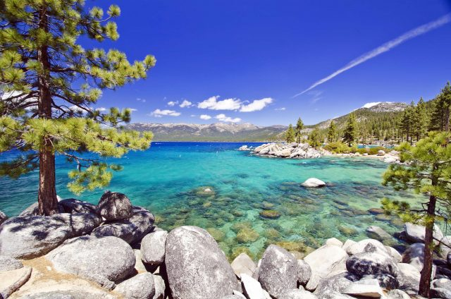 Lake Tahoe World's Clearest Lake