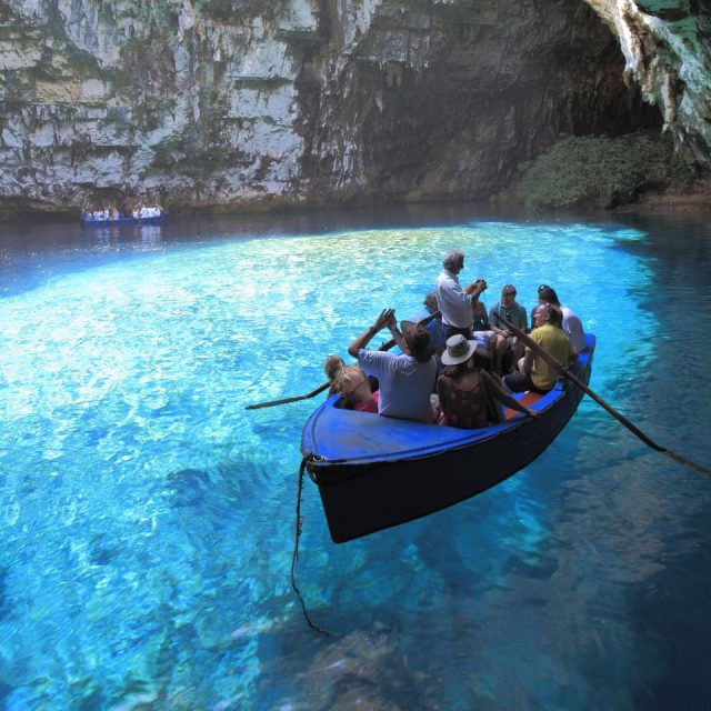 Melissani Lake World's Clearest Lake