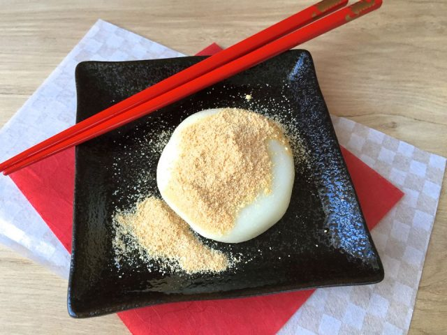 Mochi – Bread Base for Japanese Desserts and Sweets