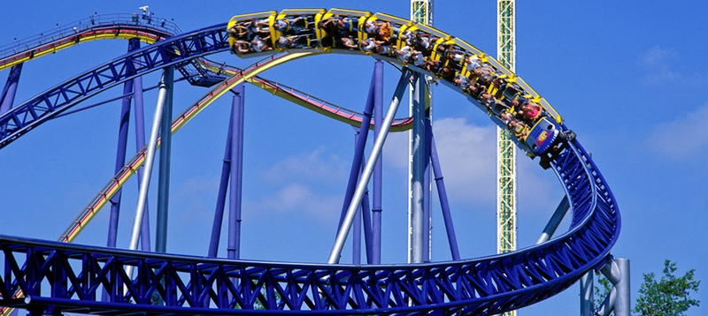 Tallest Roller Coasters in US