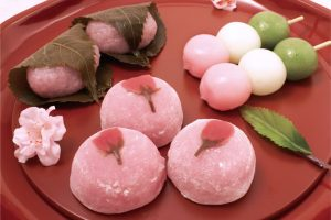 Traditional Japanese Desserts