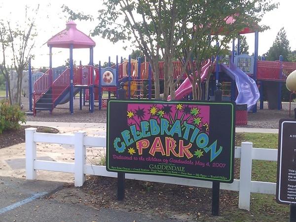 Alabama Water Parks Celebration Park Splash Pad