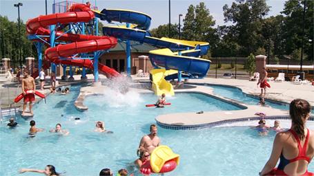 Alabama Water Parks Cullman Wellness and Aquatics Center