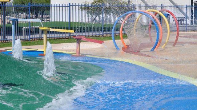 Alabama Water Parks Palmore Park Splash Pad