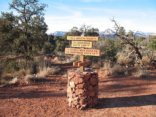 Bell Rock Hike Sedona